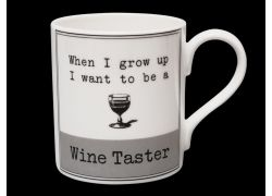 Grow Up Wine Taster